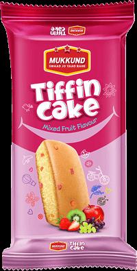 Mukund Tiffin cake Mixed Fruit